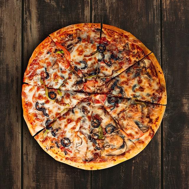 Donna Rosa kiszállítás pizza 40 cm